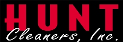 Hunt Cleaners, Inc. Logo